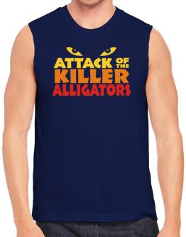 Attack Of The Killer Alligators Sleeveless