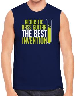Acoustic Bass Guitar The Best Invention Sleeveless