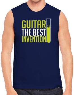 Guitar The Best Invention Sleeveless