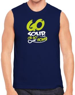 Go Solid Or Go Home Sleeveless