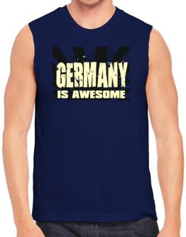 Germany Is Awesome Sleeveless