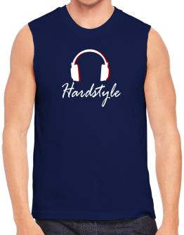 Hardstyle - Headphones Sleeveless