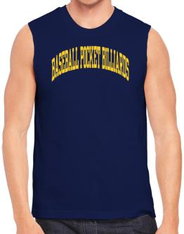 Baseball Pocket Billiards Athletic Dept Sleeveless