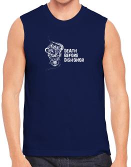 Death before dishonor Sleeveless