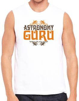 Astronomy Guru Sleeveless