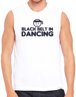 Black Belt In Dancing Sleeveless