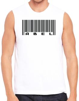 Bar Code Abel Sleeveless