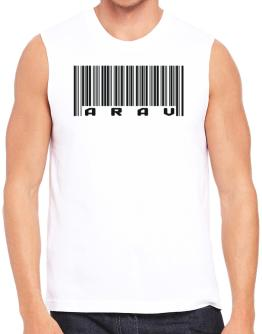 Bar Code Arav Sleeveless
