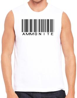 Ammonite Barcode Sleeveless