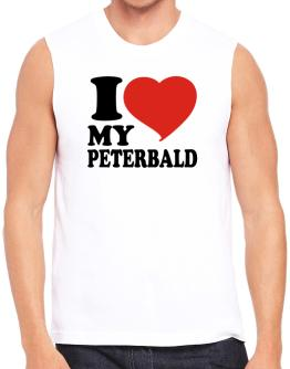 I Love My Peterbald Sleeveless