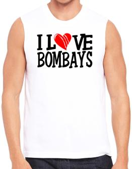 I Love Bombays - Scratched Heart Sleeveless