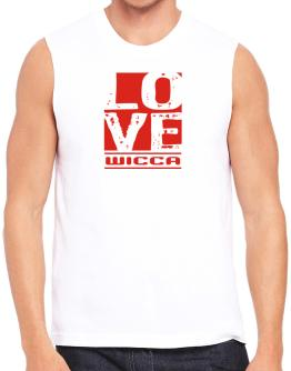 Love Wicca Sleeveless