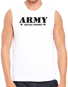 Army Abcusa Member Sleeveless