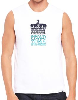 Proud To Be An Ibfna Member Sleeveless