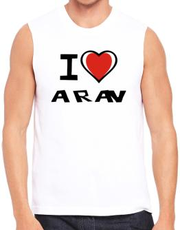 I Love Arav Sleeveless