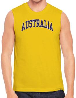 Australia - Simple Sleeveless