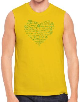 I heart math Sleeveless