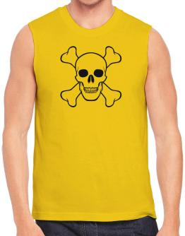 Pirate skull Sleeveless