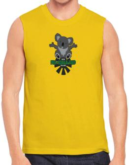 Koalafied for a hug Sleeveless