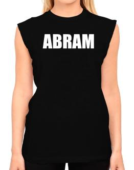 Abram T-Shirt - Sleeveless-Womens