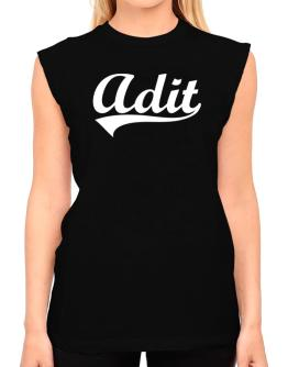 Adit T-Shirt - Sleeveless-Womens