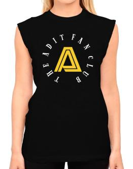 The Adit Fan Club T-Shirt - Sleeveless-Womens
