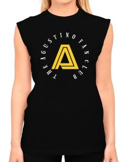 The Agustino Fan Club T-Shirt - Sleeveless-Womens