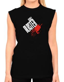 Deadly Alaster T-Shirt - Sleeveless-Womens