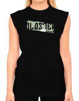 Alaster Urban Attitude T-Shirt - Sleeveless-Womens