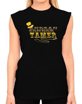 Andean Condor Tamer T-Shirt - Sleeveless-Womens