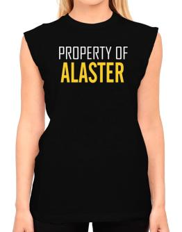 Property Of Alaster T-Shirt - Sleeveless-Womens