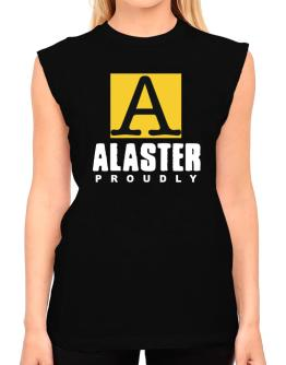 Proud To Be Alaster T-Shirt - Sleeveless-Womens
