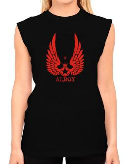 Alroy - Wings T-Shirt - Sleeveless-Womens