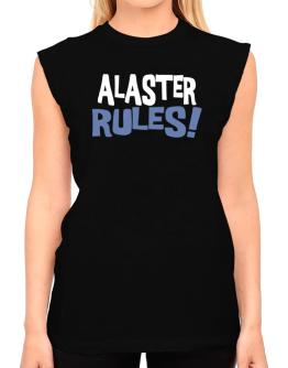 Alaster Rules! T-Shirt - Sleeveless-Womens