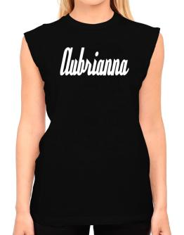Aubrianna T-Shirt - Sleeveless-Womens