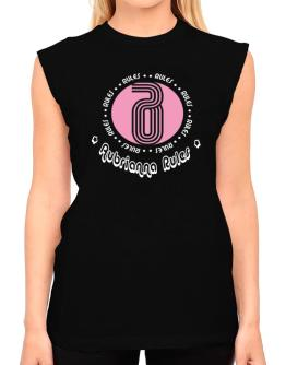 Aubrianna Rules T-Shirt - Sleeveless-Womens