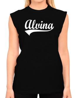 Alvina T-Shirt - Sleeveless-Womens