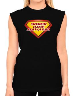 Super Case Manager T-Shirt - Sleeveless-Womens