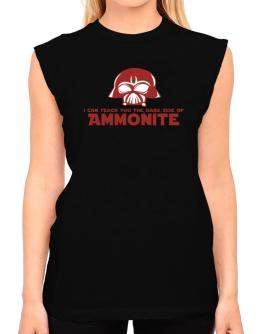 I Can Teach You The Dark Side Of Ammonite T-Shirt - Sleeveless-Womens
