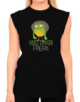 Abu Dhabi Freak T-Shirt - Sleeveless-Womens