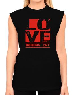 Love Bombay T-Shirt - Sleeveless-Womens