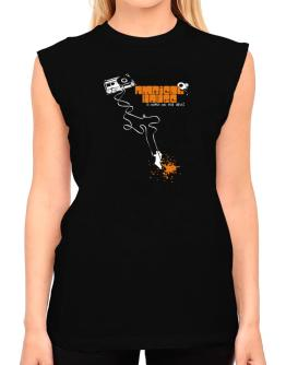 Ambient House It Makes Me Feel Alive ! T-Shirt - Sleeveless-Womens