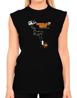 Freestyle Music It Makes Me Feel Alive ! T-Shirt - Sleeveless-Womens