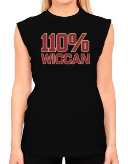 110% Wiccan T-Shirt - Sleeveless-Womens