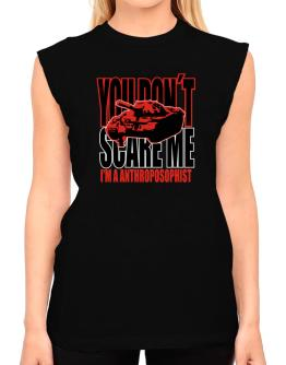 Dont Scare Me T-Shirt - Sleeveless-Womens