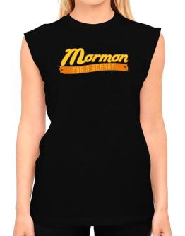 Mormon For A Reason T-Shirt - Sleeveless-Womens