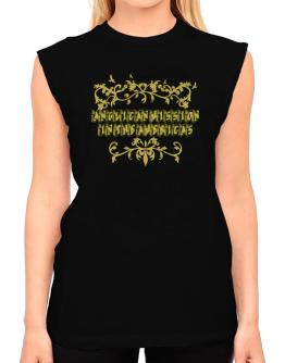 Anglican Mission In The Americas T-Shirt - Sleeveless-Womens