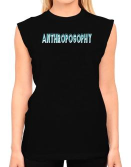 Anthroposophy T-Shirt - Sleeveless-Womens