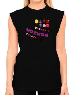 Have You Hugged A Mormon Today? T-Shirt - Sleeveless-Womens