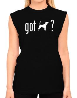 Got Beagle ? T-Shirt - Sleeveless-Womens
